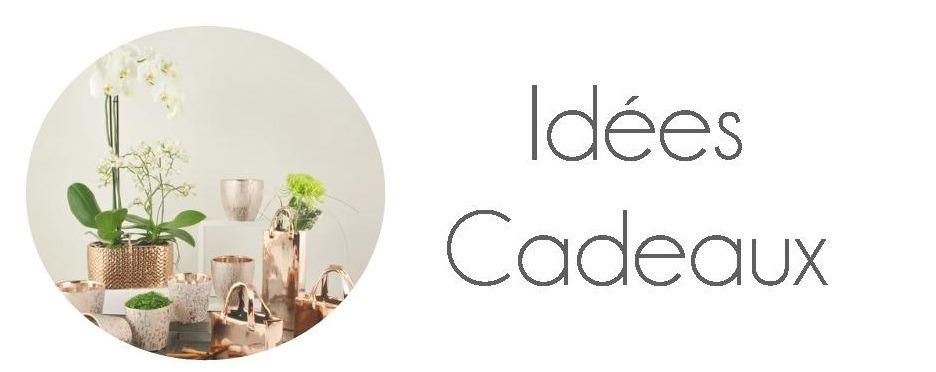 Espace dédié aux Idées Cadeaux chez Flora Déco