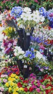 Des milliers de Fleurs Artificielles et Feuillages Artificiels à la tige chez Flora Déco