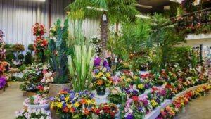 Flora Déco fabrique créations uniques de compositions florales artificielles
