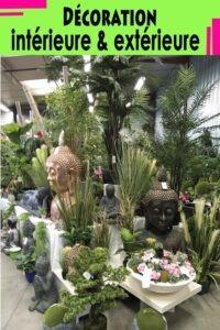 Un immense choix d'Objets de Décoration Intérieure et Extérieure chez Flora Déco