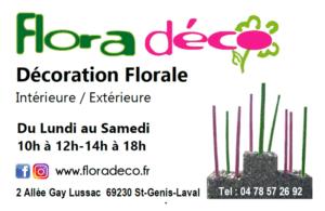 Carte De Fidélité Flora Deco
