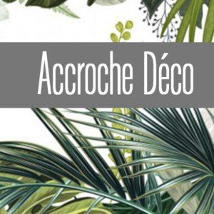 Accroche Déco - Rubrique Flora Deco