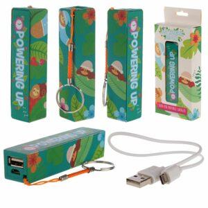 Chargeur USB Paresseux Aminalia
