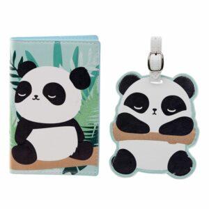 Ensemble voyage Panda Anissia 1