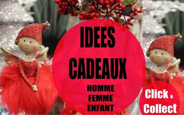 Idées Cadeaux Flora Deco