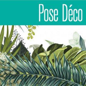 Pose Déco - Rubrique Flora Deco