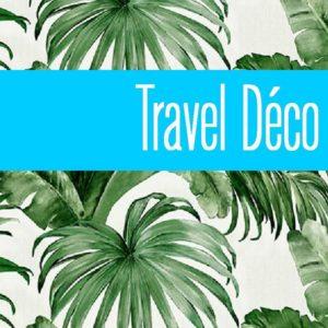 Travel Deco - Rubrique Flora Deco