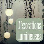Rubrique Décorations Lumineuses - Déco Jardin et Extérieur - Flora Déco