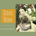 Rubrique Statues Résines - Décoration Jardin & Extérieur - Flora Deco